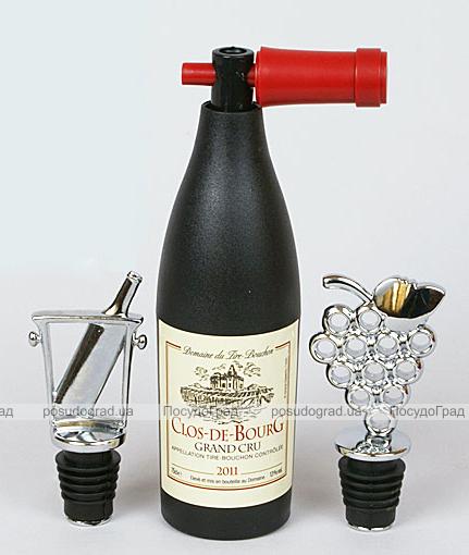 Набор сомелье Wine Story: штопор и две пробки