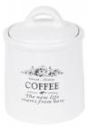 Банка керамическая Sweet Home COFFEE 600мл для хранения кофе