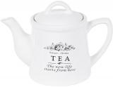 Чайник заварочный Sweet Home TEA 900мл, керамический