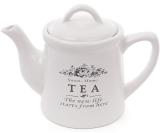 Чайник заварочный Sweet Home TEA 1000мл, керамический