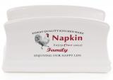 "Подставка для салфеток ""Тоскана"" NAPKIN 13х6х7см (салфетница)"