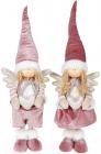 Мягкая игрушка «Ангелочек Тиффани» 14х12х50см