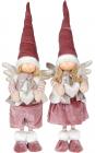 Мягкая игрушка «Ангелочек Тиффани» 17х14х65см