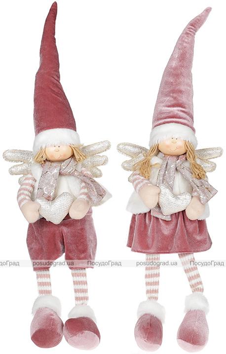 Мягкая игрушка «Ангелочек Тиффани» 16х15х77см, сидячий