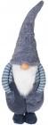 Мягкая игрушка «Полосатый Гномик» 28х21х78см