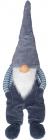 Мягкая игрушка «Полосатый Гномик» 30х27х98см, сидячий