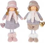Мягкая игрушка «Кукла Зои, кукла Гарри» Тиффани 20х13х45см