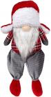 М'яка іграшка «Гномик Red&Grey» 23х17х46см, сидячий