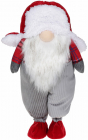Мягкая игрушка «Гномик Red&Grey» 24х15х43см