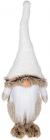 Мягкая игрушка «Гномик White&Brown» 21х15х57см