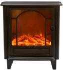 """Камін декоративний """"Black&Fire"""" з LED підсвічуванням, 35.5х17х40см"""