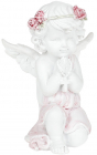 "Статуетка декоративна ""Молитва Ангела"" 6.5х5.2х9см"