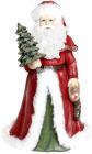 """Декоративна статуетка Санти """"Довгоочікуваний Гість"""" 14х12х23см, полістоун"""