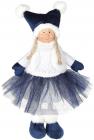 Мягкая игрушка «Девчонка в юбчонке» Sapphire 20х12х38см