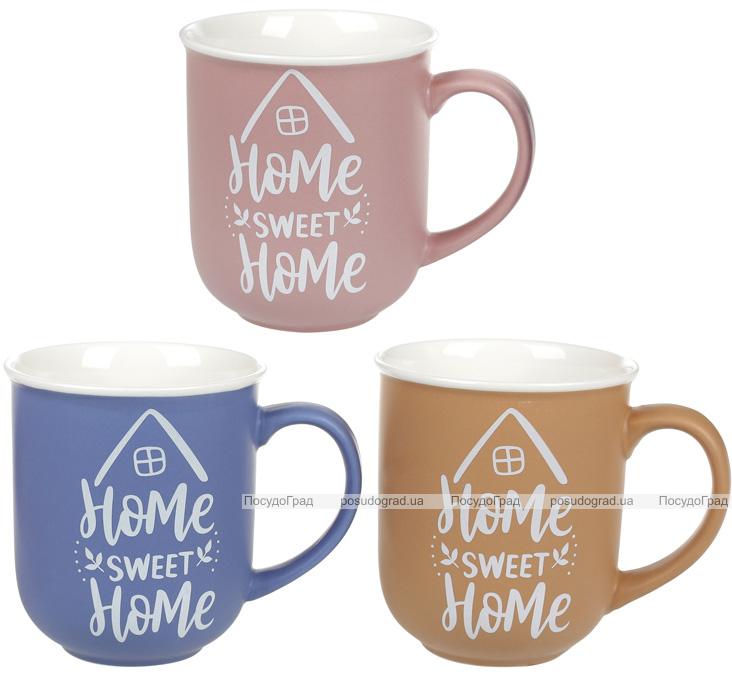 """Кружка порцелянова """"Home Sweet Home"""" 350мл"""