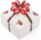 """Банка керамічна """"Подарунок"""" для печива і цукерок 1800мл"""