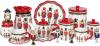 Банка для сладостей «Щелкунчик - симфония детства» 600мл, керамическая