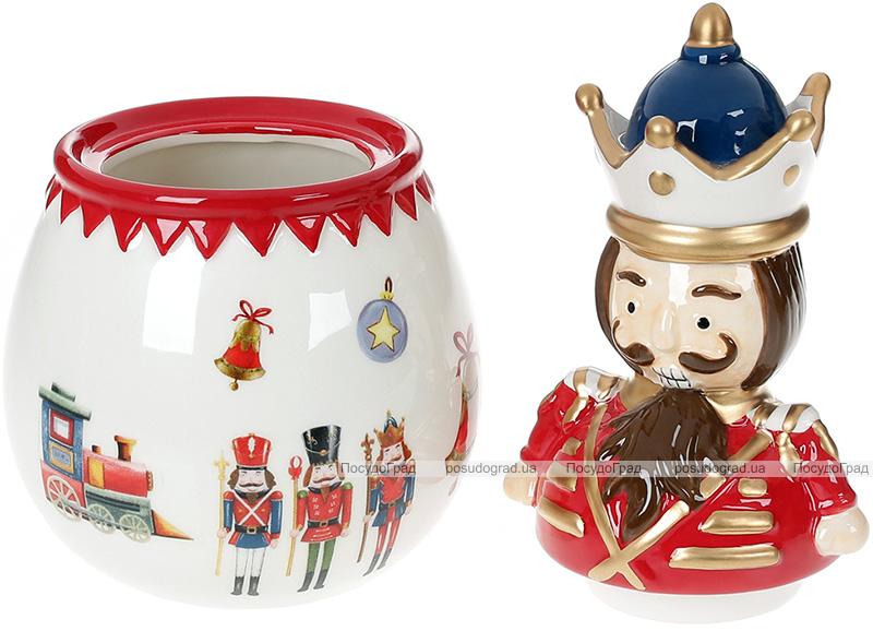 Банка для сладостей «Щелкунчик - симфония детства» 600мл, керамика