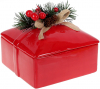 Банка для сладостей «Подарочек» 750мл керамическая