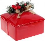 Банка для солодощів «Подаруночок» 750мл керамічна