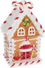 """Банка для солодощів """"Карамелька"""" Будиночок 15х13х27см, 1.1л, кераміка"""