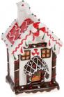 """Банка для солодощів """"Шоколадний Будиночок"""" 9х8х16см, 220мл, кераміка"""