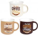 Кружка Coffee House 380мл фарфорова