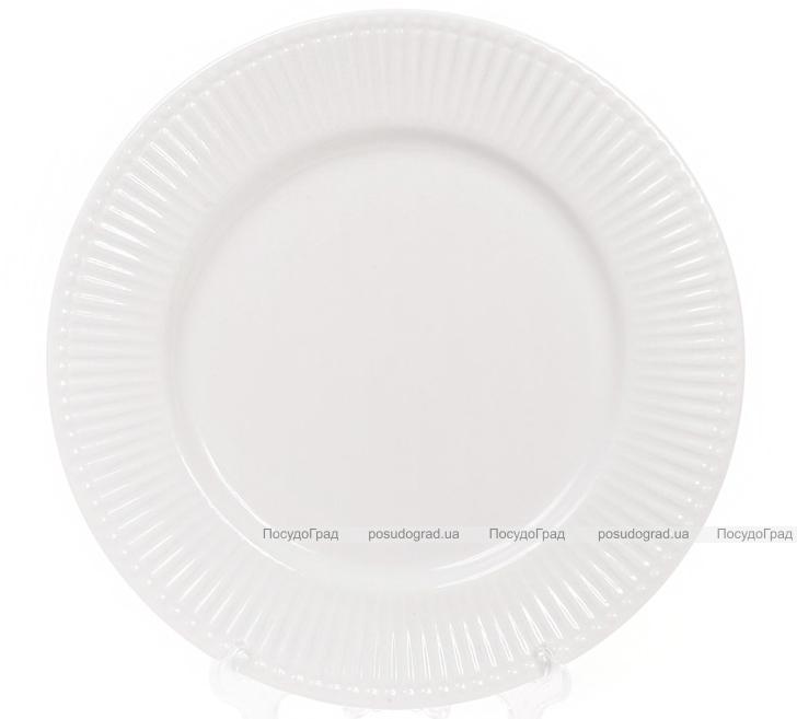 Набор 12 фарфоровых тарелок Emilia-Romagna Ø20.5см, десертные