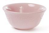 Набір 6 салатників (піал) Leeds Ceramics 800мл, кам'яна кераміка (рожеві)