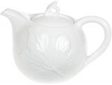 Чайник заварочный Nouvelle Home Лист 1л, фарфор