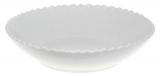 "Набір 2 порцелянових салатників ""White City Лінії"" Ø26.5см, біла порцеляна"
