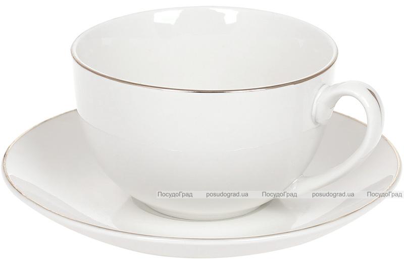 Чайный набор Princess Bona чашка 220мл с блюдцем