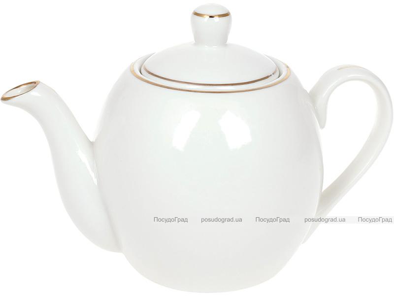 Чайник заварювальний Princess Bona 600мл, фарфоровий