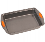 Форма для выпечки прямоугольная Unico Cake 41x25x6см с силиконовыми ручками