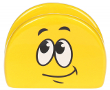 "Серветниця ""Funny Smile"" керамічна 10.7х5х8.4см"