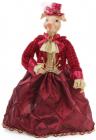 Декоративна фігурка Свинка пані 40см