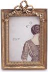 """Фоторамка """"Леди Милена"""" фото 13х18см, цвета состаренного золота"""