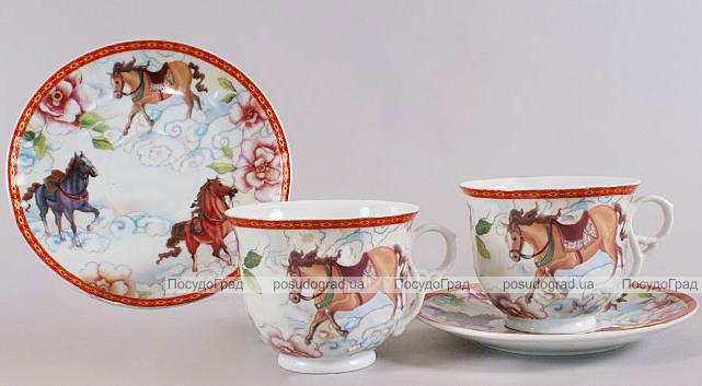 Набор чайный Horse Light 280мл 4 предмета