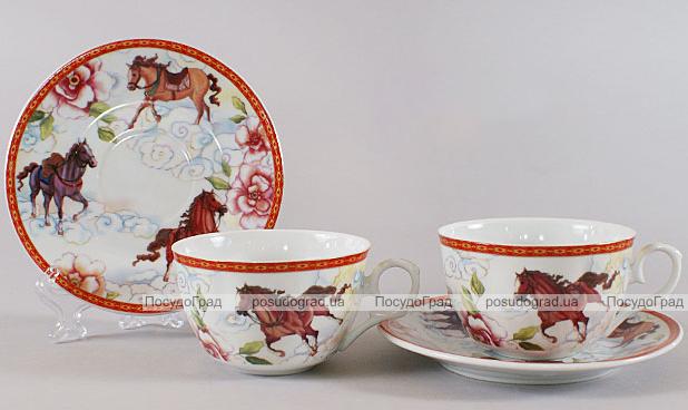 Набор чайный Horse Light 250мл 12 предметов