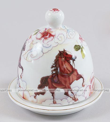 Лимонница Horse Light фарфоровая