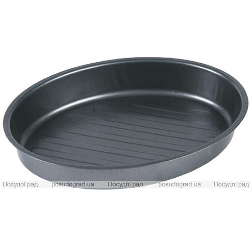 Форма для выпечки Unico Chefs овальная 31х22см, глубина 5см