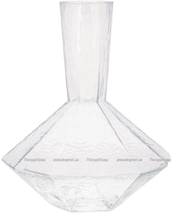 Графин-декантер стеклянный Monaco Ice 1600мл
