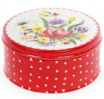 """Банка керамічна """"Акварель"""" 1115мл, коробка для цукерок і печива"""