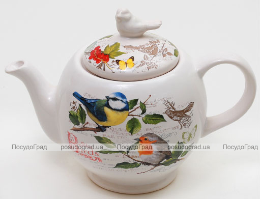 """Чайник заварочный """"Birds Garden"""" 1л"""