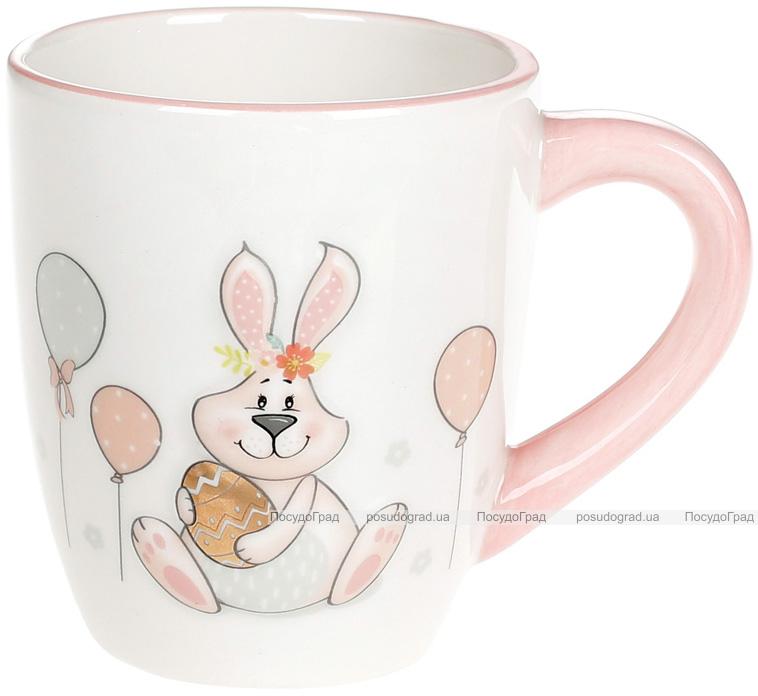 """Кружка керамічна """"Веселий кролик"""" 360мл"""
