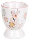 "Подставка для яйца ""Веселый кролик"" 5.6х5.6х6.6см"