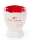 Подставка для яйца Red&Blue EGG 5.5x6.5см, керамическая