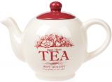 """Чайник заварювальний """"Англійська Шипшина TEA"""" 1000мл, керамічний"""
