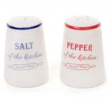 Набір спецовників Red&Blue 5.5х7.5см для солі і перцю