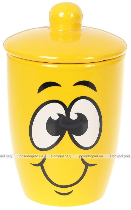 "Банка керамічна ""Funny Smile"" 650мл"